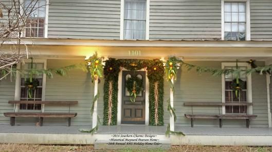 Southern-Charmz Interiors Christmas 2014